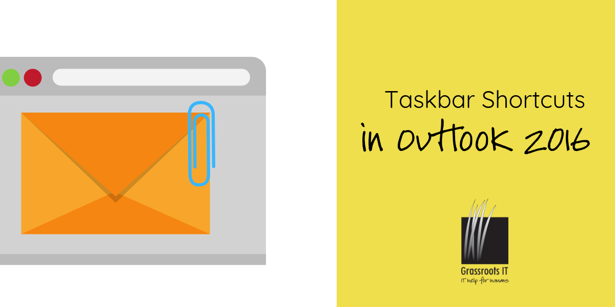 Attach File Outlook 2016