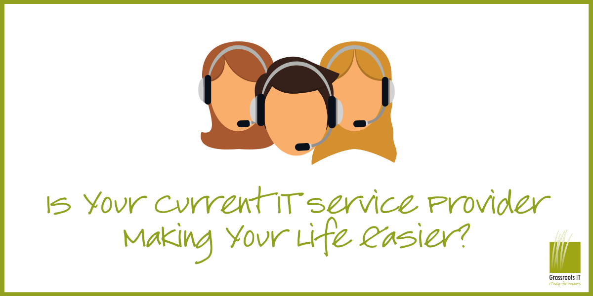 Awesome IT Service Providers Make Your Life Easier