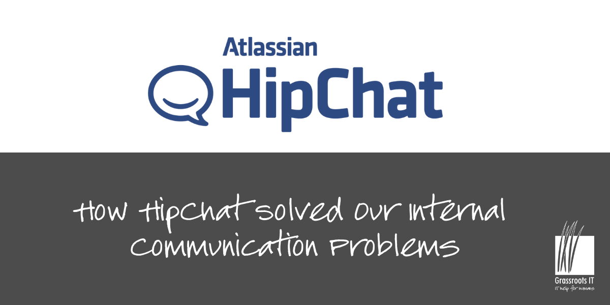 How HipChat Solved Our Internal Communication Problems