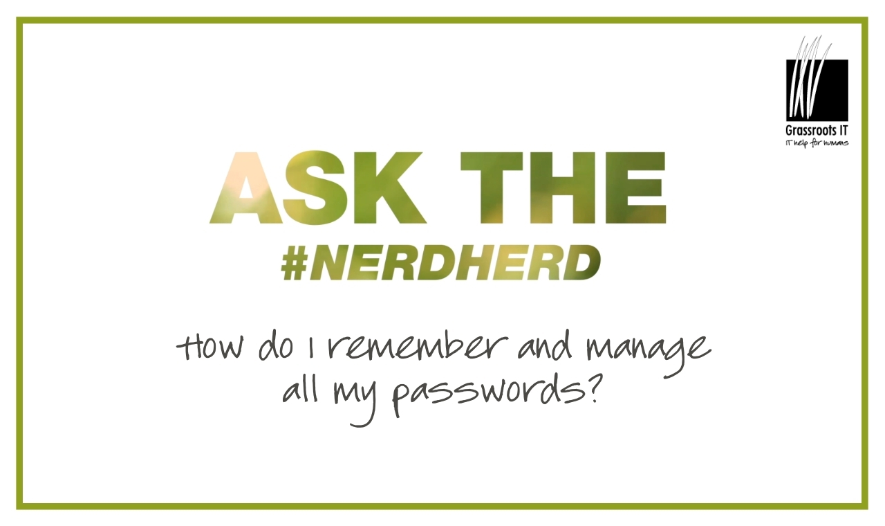 Ask the #Nerdherd thumbnail