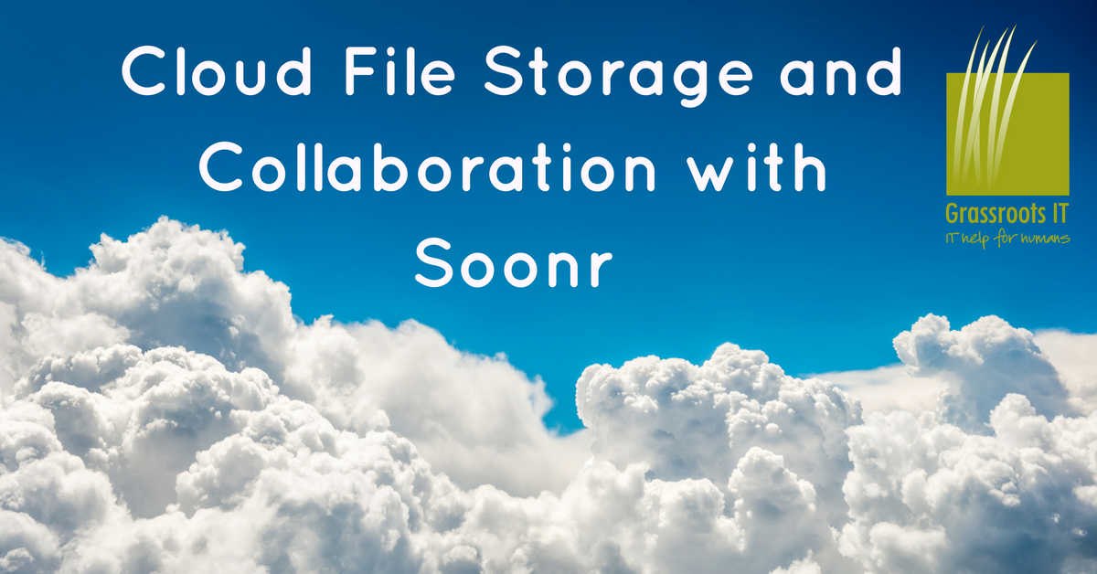 Cloud File Storage and Collaboration with Soonr