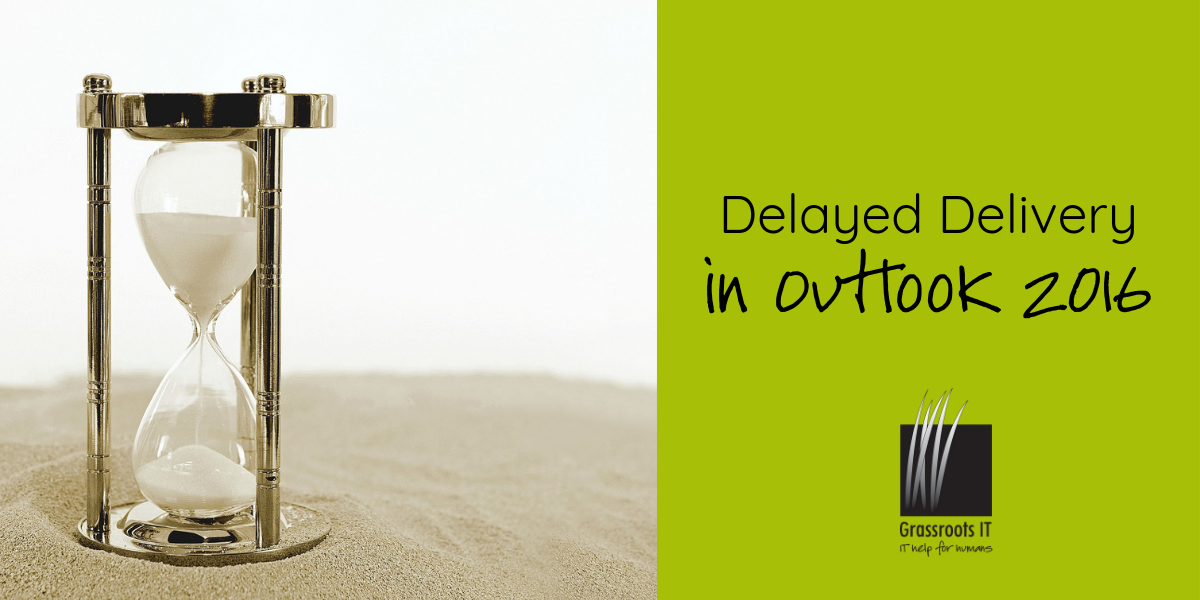 Delayed Delivery Outlook 2016