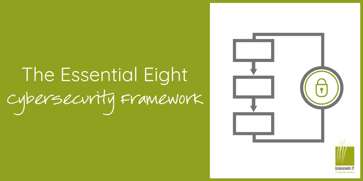 The Essential Eight Cybersecurity Framework