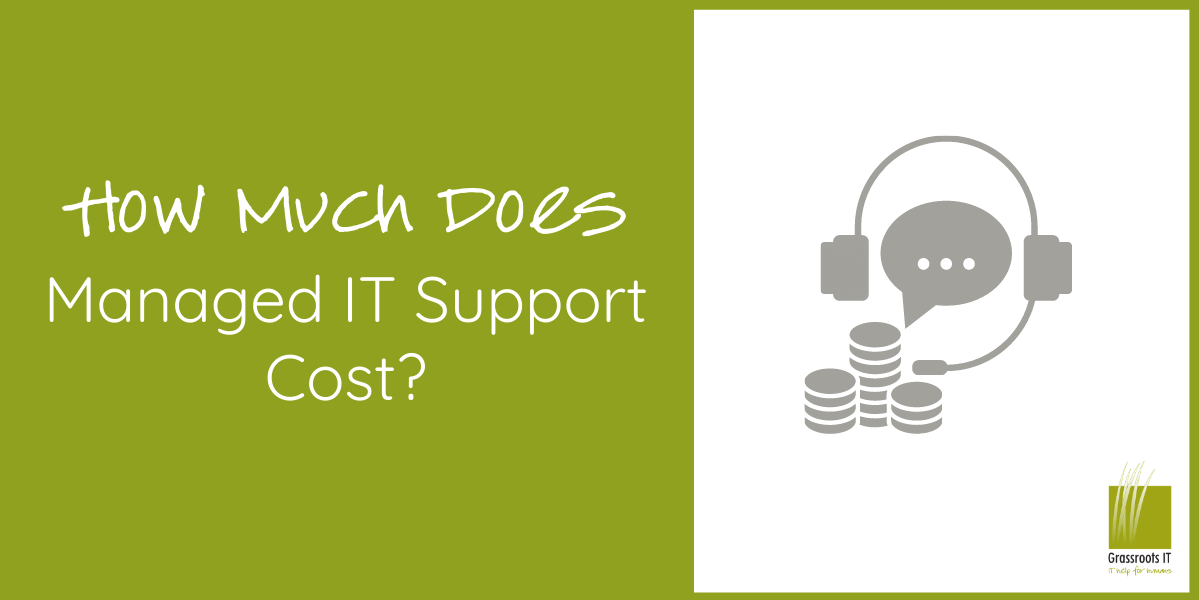 How Much Does Managed IT Support Cost?