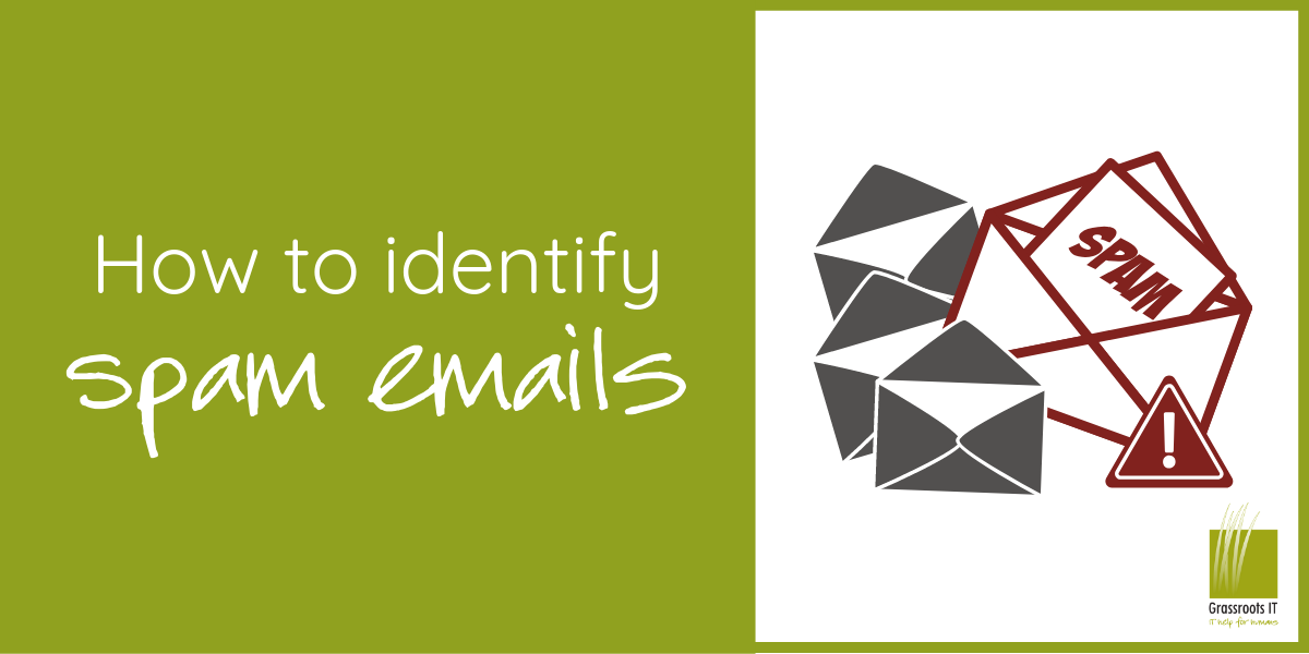 How to Identify Spam Emails