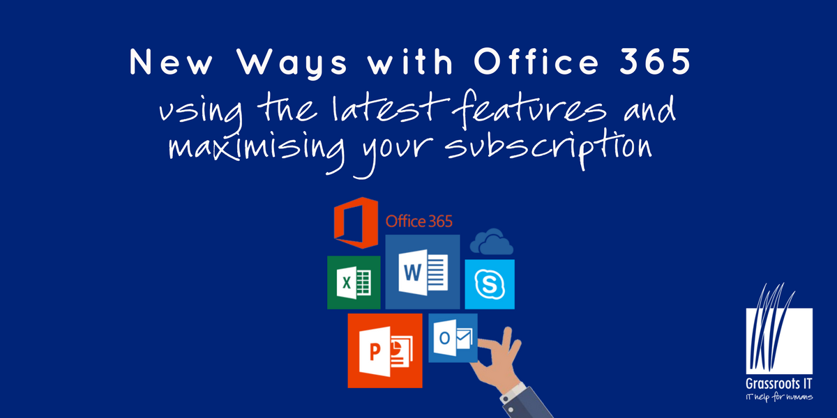 Office 365 blog post