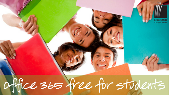Office 365 free for students (3)