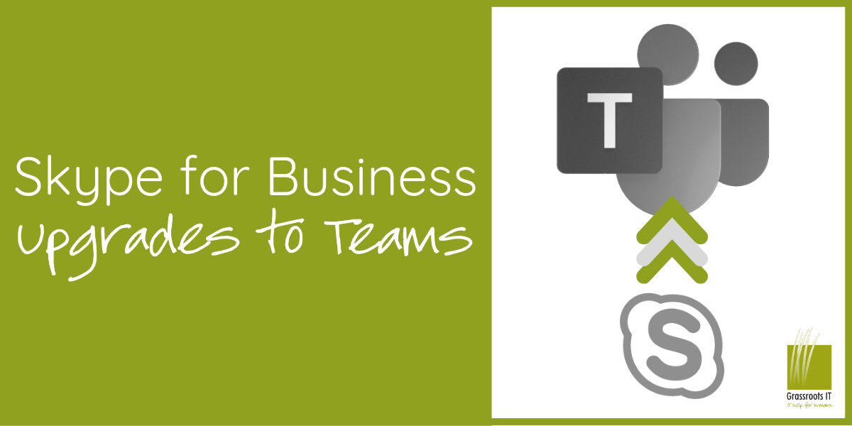 Skype for Business Upgrades to Teams