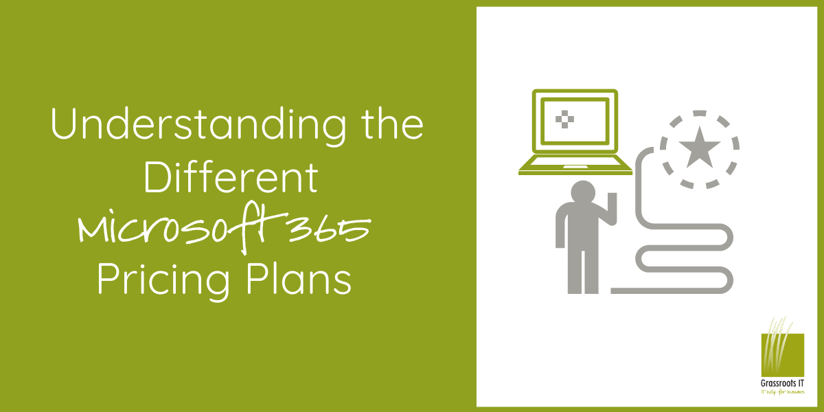 Understanding the Different Microsoft 365 Pricing Plans